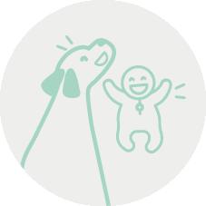 enfermedades perros y bebés