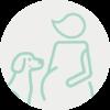 embarazada cuando tienes perro
