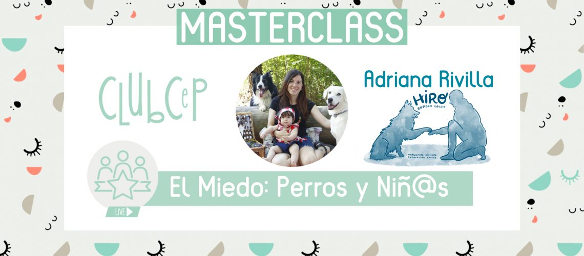 club Oct MASTERCLASS Miedos