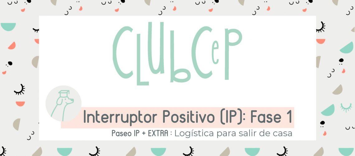 club Sep paseo IP + extra logística desde casa
